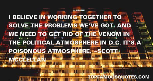 Scott McClellan Quotes