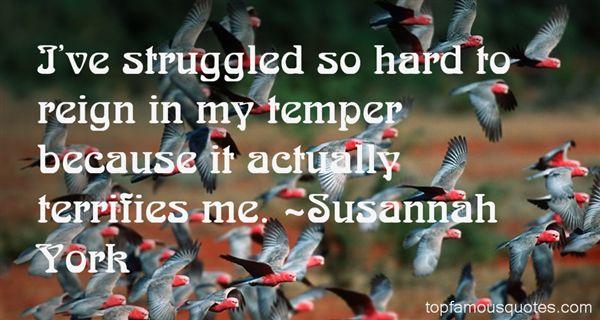 Susannah York Quotes