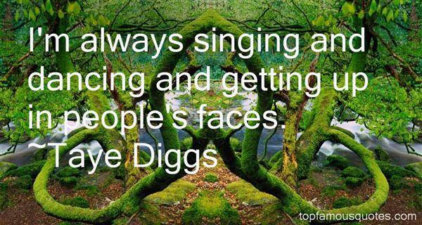 Taye Diggs Quotes