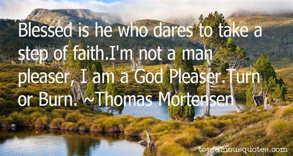 Thomas Mortensen Quotes