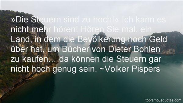 Volker Pispers Quotes