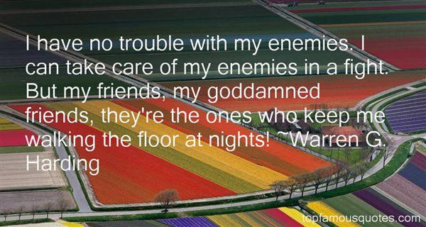 Warren G. Harding Quotes