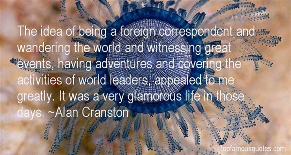 Alan Cranston Quotes