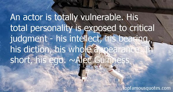 Alec Guinness Quotes
