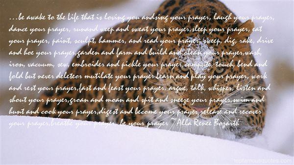 Alla Renee Bozarth Quotes