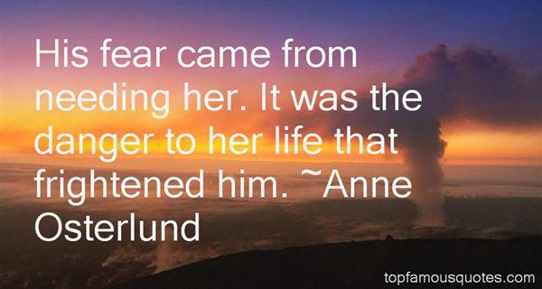 Anne Osterlund Quotes