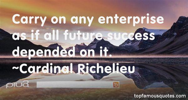 Cardinal Richelieu Quotes