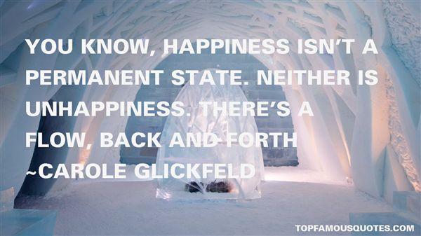 Carole Glickfeld Quotes