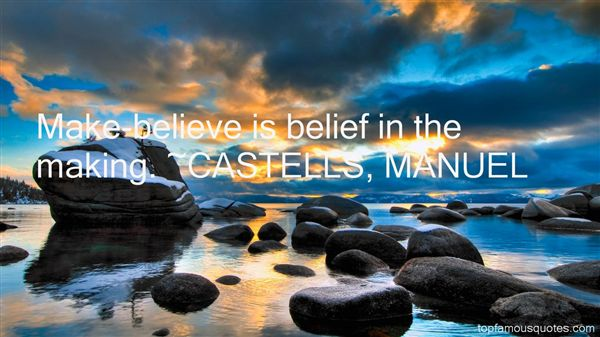 CASTELLS, MANUEL Quotes