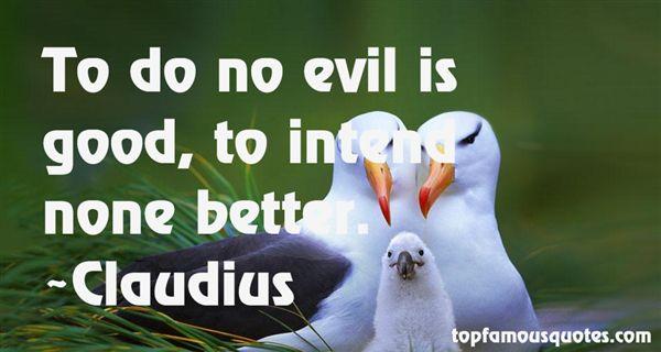 Claudius Quotes