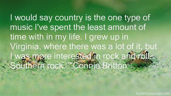 Connie Britton Quotes