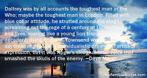 Dave Marsh Quotes