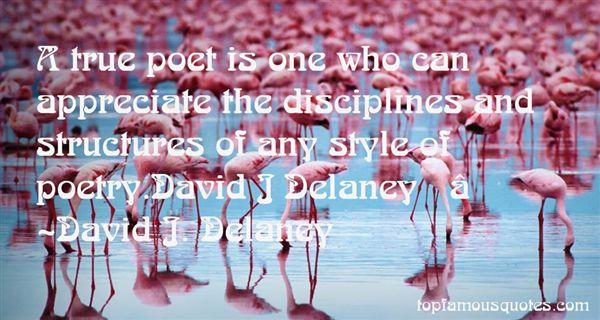 David J. Delaney Quotes