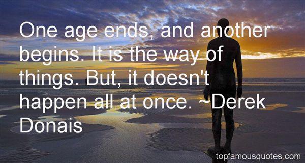 Derek Donais Quotes
