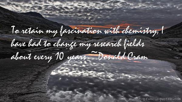 Donald Cram Quotes