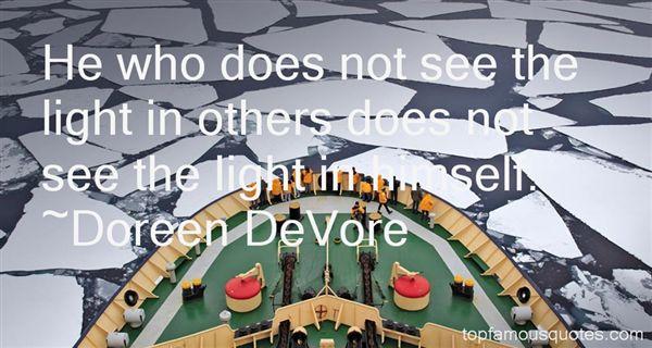 Doreen DeVore Quotes