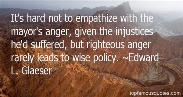 Edward L. Glaeser Quotes
