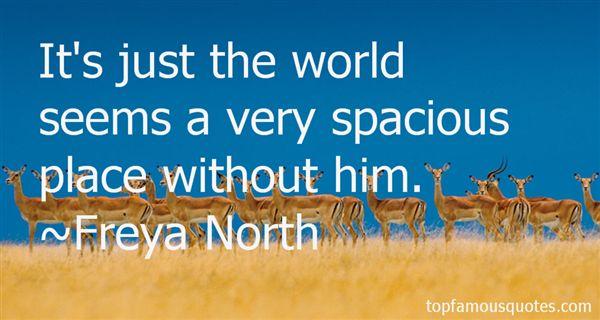 Freya North Quotes