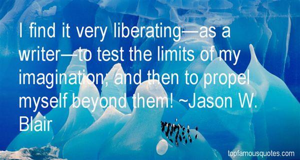 Jason W. Blair Quotes
