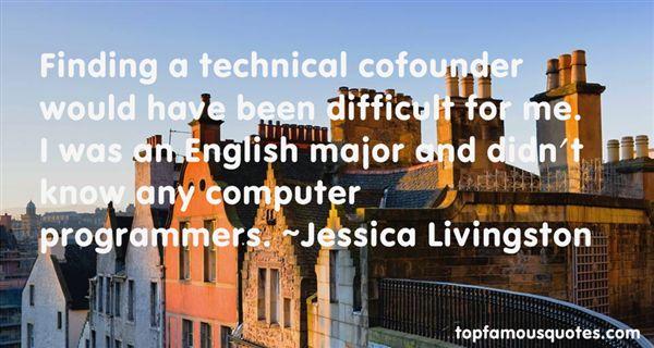 Jessica Livingston Quotes