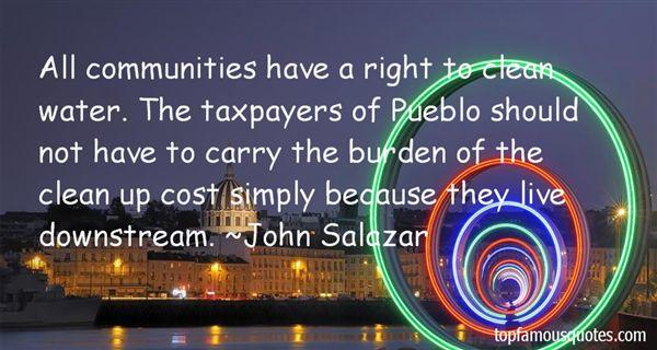 John Salazar Quotes