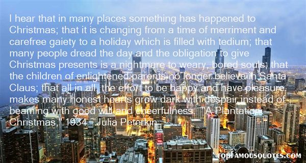 Julia Peterkin Quotes