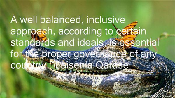 Laisenia Qarase Quotes