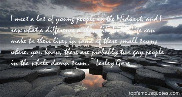 Lesley Gore Quotes