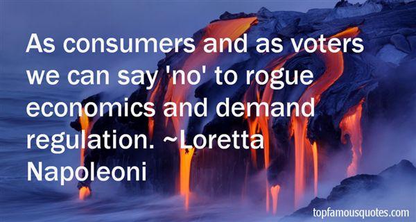 Loretta Napoleoni Quotes