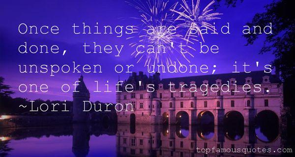 Lori Duron Quotes