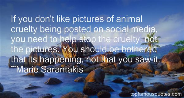 Marie Sarantakis Quotes