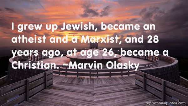 Marvin Olasky Quotes