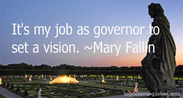 Mary Fallin Quotes