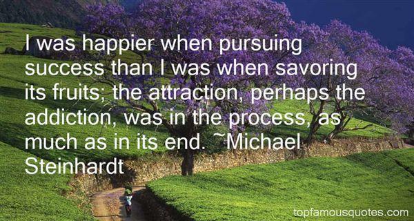 Michael Steinhardt Quotes