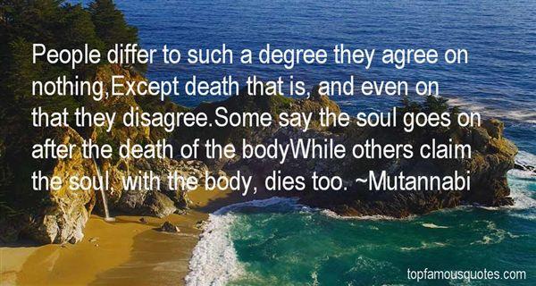 Mutannabi Quotes