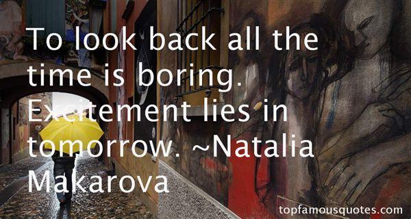 Natalia Makarova Quotes