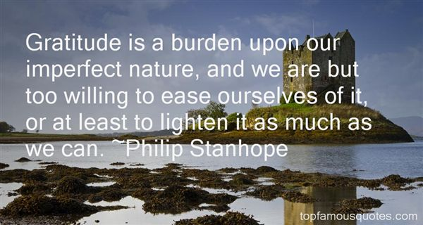 Philip Stanhope Quotes