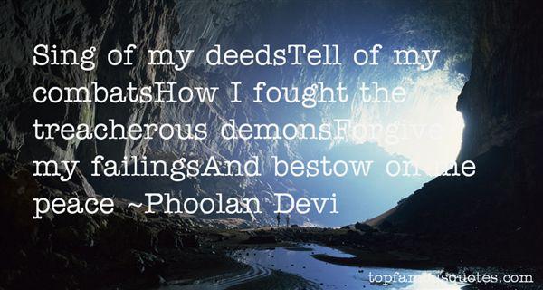 Phoolan Devi Quotes