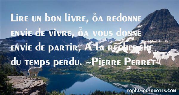 Pierre Perret Quotes