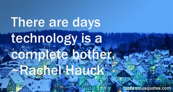 Rachel Hauck Quotes