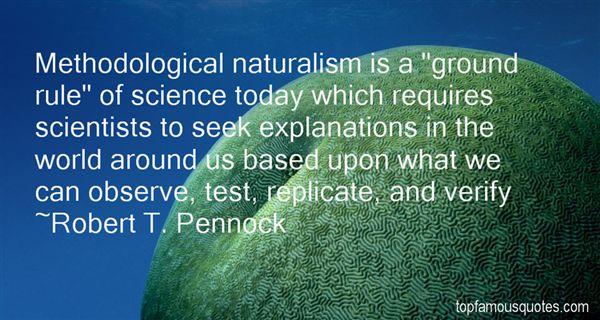 Robert T. Pennock Quotes