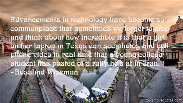 Rosalind Wiseman Quotes