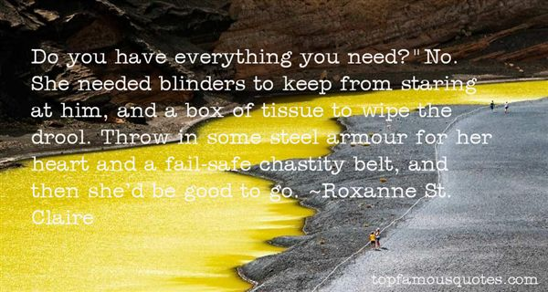 Roxanne St. Claire Quotes
