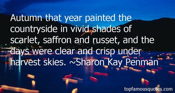 Sharon Kay Penman Quotes