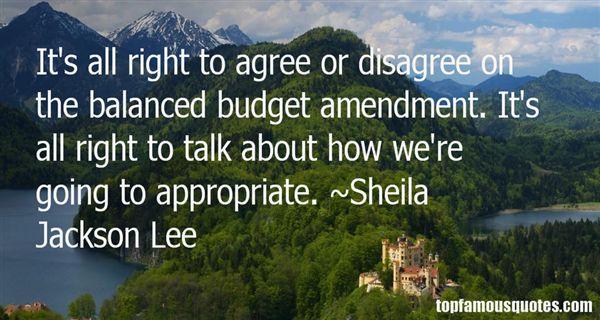 Sheila Jackson Lee Quotes