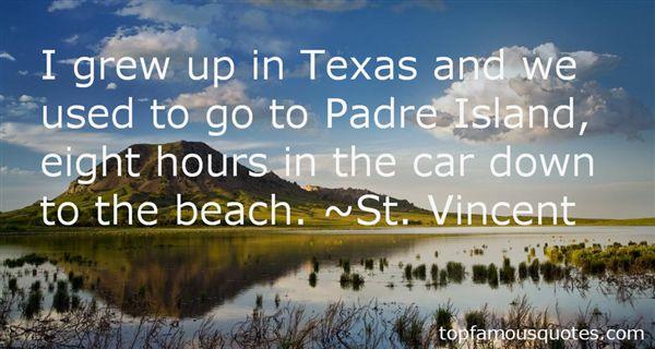 St. Vincent Quotes