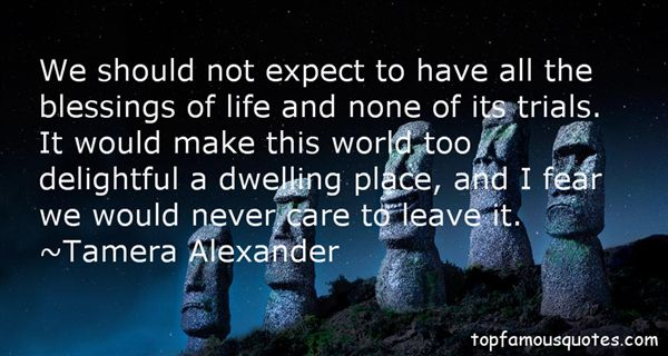 Tamera Alexander Quotes