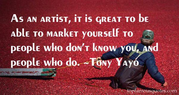 Tony Yayo Quotes