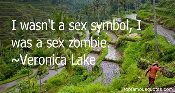 Veronica Lake Quotes