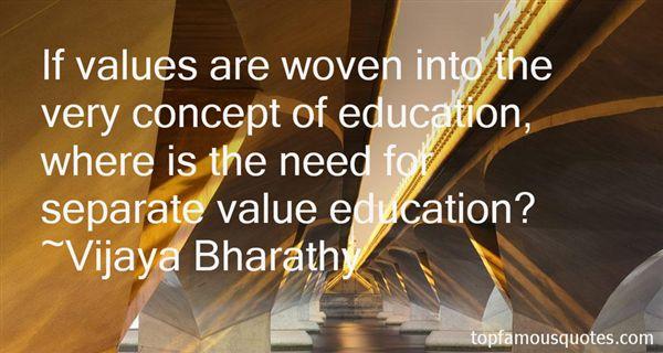 Vijaya Bharathy Quotes